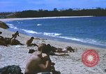 Image of United States soldiers Chu Lai Vietnam, 1969, second 49 stock footage video 65675062020