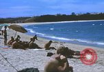 Image of United States soldiers Chu Lai Vietnam, 1969, second 50 stock footage video 65675062020