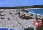 Image of United States soldiers Chu Lai Vietnam, 1969, second 54 stock footage video 65675062020