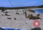 Image of United States soldiers Chu Lai Vietnam, 1969, second 55 stock footage video 65675062020