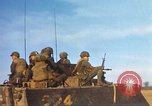 Image of 1st Infantry Division Lai Khe South Vietnam, 1968, second 40 stock footage video 65675062036
