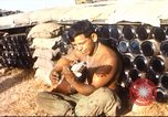 Image of 1st Infantry Division Lai Khe South Vietnam, 1968, second 1 stock footage video 65675062037