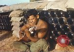 Image of 1st Infantry Division Lai Khe South Vietnam, 1968, second 4 stock footage video 65675062037