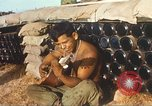 Image of 1st Infantry Division Lai Khe South Vietnam, 1968, second 5 stock footage video 65675062037