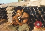 Image of 1st Infantry Division Lai Khe South Vietnam, 1968, second 6 stock footage video 65675062037