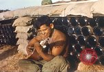 Image of 1st Infantry Division Lai Khe South Vietnam, 1968, second 8 stock footage video 65675062037