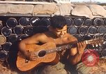 Image of 1st Infantry Division Lai Khe South Vietnam, 1968, second 10 stock footage video 65675062037