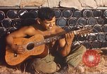 Image of 1st Infantry Division Lai Khe South Vietnam, 1968, second 15 stock footage video 65675062037
