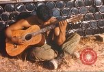 Image of 1st Infantry Division Lai Khe South Vietnam, 1968, second 30 stock footage video 65675062037