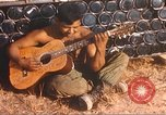 Image of 1st Infantry Division Lai Khe South Vietnam, 1968, second 31 stock footage video 65675062037