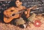 Image of 1st Infantry Division Lai Khe South Vietnam, 1968, second 37 stock footage video 65675062037