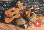 Image of 1st Infantry Division Lai Khe South Vietnam, 1968, second 38 stock footage video 65675062037