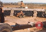 Image of 1st Infantry Division Lai Khe South Vietnam, 1968, second 47 stock footage video 65675062037