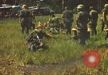 Image of United States soldiers Vietnam, 1970, second 59 stock footage video 65675062043