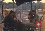 Image of United States officers Vietnam, 1970, second 5 stock footage video 65675062044