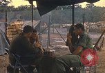 Image of United States officers Vietnam, 1970, second 6 stock footage video 65675062044