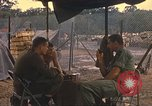 Image of United States officers Vietnam, 1970, second 9 stock footage video 65675062044