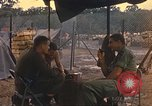 Image of United States officers Vietnam, 1970, second 11 stock footage video 65675062044