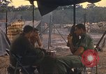 Image of United States officers Vietnam, 1970, second 13 stock footage video 65675062044