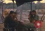 Image of United States officers Vietnam, 1970, second 14 stock footage video 65675062044
