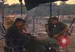 Image of United States officers Vietnam, 1970, second 16 stock footage video 65675062044