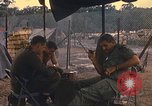 Image of United States officers Vietnam, 1970, second 17 stock footage video 65675062044