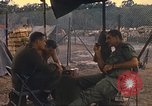 Image of United States officers Vietnam, 1970, second 21 stock footage video 65675062044