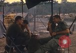 Image of United States officers Vietnam, 1970, second 22 stock footage video 65675062044