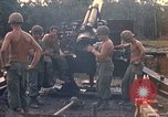 Image of 1st Battalion 30th Field Artillery Cambodia, 1970, second 10 stock footage video 65675062050