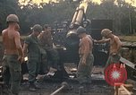 Image of 1st Battalion 30th Field Artillery Cambodia, 1970, second 17 stock footage video 65675062050