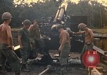 Image of 1st Battalion 30th Field Artillery Cambodia, 1970, second 19 stock footage video 65675062050