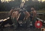 Image of 1st Battalion 30th Field Artillery Cambodia, 1970, second 27 stock footage video 65675062050