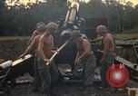 Image of 1st Battalion 30th Field Artillery Cambodia, 1970, second 28 stock footage video 65675062050