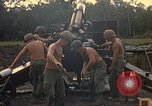 Image of 1st Battalion 30th Field Artillery Cambodia, 1970, second 29 stock footage video 65675062050