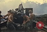 Image of 1st Battalion 30th Field Artillery Cambodia, 1970, second 54 stock footage video 65675062050