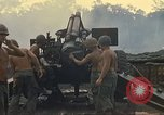 Image of 1st Battalion 30th Field Artillery Cambodia, 1970, second 59 stock footage video 65675062050
