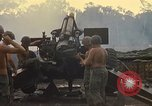 Image of 1st Battalion 30th Field Artillery Cambodia, 1970, second 62 stock footage video 65675062050