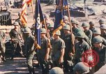 Image of Chaplain Angelo Liteky South Vietnam, 1968, second 33 stock footage video 65675062051