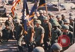 Image of Chaplain Angelo Liteky South Vietnam, 1968, second 34 stock footage video 65675062051
