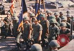 Image of Chaplain Angelo Liteky South Vietnam, 1968, second 36 stock footage video 65675062051