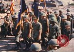 Image of Chaplain Angelo Liteky South Vietnam, 1968, second 40 stock footage video 65675062051