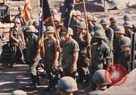 Image of Chaplain Angelo Liteky South Vietnam, 1968, second 41 stock footage video 65675062051