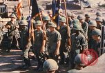 Image of Chaplain Angelo Liteky South Vietnam, 1968, second 43 stock footage video 65675062051