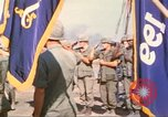 Image of Chaplain Angelo Liteky South Vietnam, 1968, second 57 stock footage video 65675062051