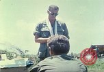 Image of Chaplain Angelo Liteky South Vietnam, 1968, second 15 stock footage video 65675062055