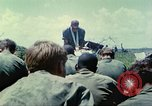 Image of Chaplain Angelo Liteky South Vietnam, 1968, second 24 stock footage video 65675062055