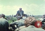 Image of Chaplain Angelo Liteky South Vietnam, 1968, second 30 stock footage video 65675062055