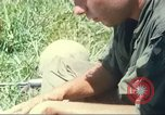 Image of Chaplain Angelo Liteky South Vietnam, 1968, second 37 stock footage video 65675062055