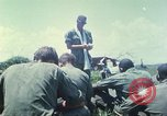 Image of Chaplain Angelo Liteky South Vietnam, 1968, second 46 stock footage video 65675062055