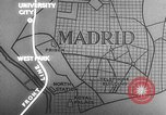 Image of Republican forces defending against rebels at University City Spain, 1937, second 1 stock footage video 65675062082